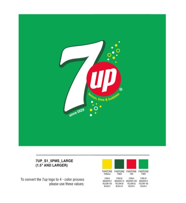 7up  #FeelsGoodToBeYou Codigo Visual